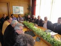 Συνεδρίαση στα Τρίκαλα εν όψει του επερχόμενου χειμώνα