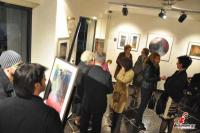 H Έκθεση ζωγραφικής της  ΒΑΣΩΣ ΤΣΕΚΑ στην  In art Gallery
