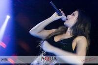 Η Κατερίνα Στικούδη στο AQUA Club