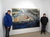 Έκθεση ζωγραφικής με έργα του Π.Τέτση