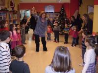 Χριστούγεννα στη Δημοτική Βιβλιοθήκη του  ΟΑΠΚΦΑ ΔΗΜΟΥ ΤΡΙΚΚΑΙΩΝ «Ο ΑΣΚΛΗΠΙΟΣ»
