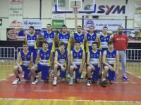 Παιδικό Πρωτάθλημα - Νέστορας – Α.Ο. Πράσινη Γωνιά - 31-25