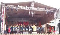 Χριστουγεννιάτικη Συναυλία Δημοτικής Χορωδίας Τρικάλων στα Εγκαίνια του «Μύλου των Ξωτικών»