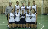 Νίκες για  Κορασίδες και Παίδες Πρωτάθλημα Volley Κορασίδων Α.Ο Σουφλαρίων – Α.Σ. Ασκληπιός 1-3