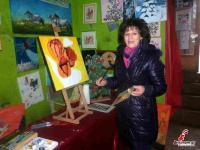 O Σύλλογος Τρικαλινών ζωγράφων στο