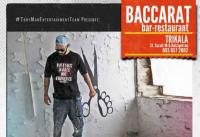 This Sunday ... Baccarat meets Vagrancy ... Start time 19:00 !!!