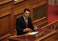 Εισηγητής σε κατεπείγον Νομοσχέδιο ο Κ. Σκρέκας