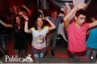 Latin party κάθε Τετάρτη στο Public