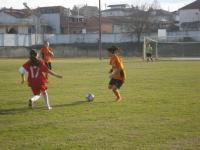 Ισοπαλία στις Σέρρες για τα κορίτσια των Τρικάλων