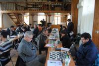 Tα ατομικά πρωταθλήματα σκάκι της Ένωσης Σκακιστικών Σωματείων Κεντρικής Ελλάδας