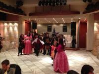 Ο χορός του Μορφωτικού Συλλόγου Ριζώματος