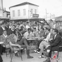Σπάνιες φωτο & βίντεο από το ΑΟ Τρίκαλα - Ολυμπιακός 0-5 12 Ιουνίου 1966 Γήπεδο Τρικάλων