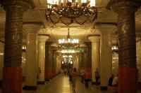 Ένα υπόγειο παλάτι, το «βαθύτερο» μετρό στον κόσμο !