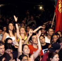 Το μαθητικό φεστιβάλ της ΚΝΕ στα Τρίκαλα
