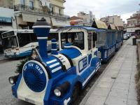 Σαββατοκύριακο με τρενάκι στα Τρίκαλα