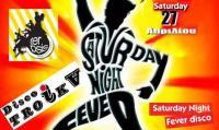 Saturday night fever disco @ TROIKA