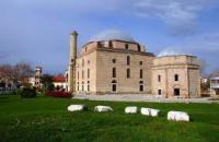 Έκθεση κεραμικής στο οθωμανικό τέμενος του Οσμάν Σαχ (Κουρσούμ τζαμί) Τρικάλων