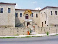 Το παλαιότερο Δημοτικό σχολείο της πόλης των Τρικάλων