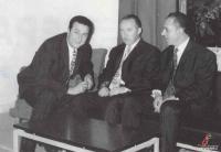 Στο ξενοδοχείο Αχίλλειον των Τρικάλων το 1966