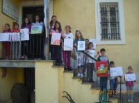 Έκθεση έργων των μαθητών του Εργαστηρίου Ζωγραφικής Μεγάλων Καλυβίων