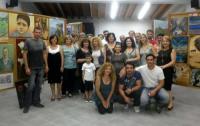 1η εικαστική έκθεση του Συλλόγου Τρικαλινών Ζωγράφων στην Καλαμπάκα