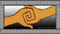 Μαίανδρος - Η λαβή των θεομάχων