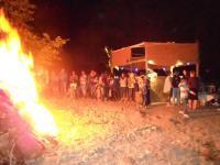 Το «river party» στην Μηλιά Ασπροποτάμου