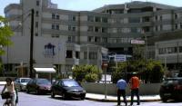 Επίσκεψη  Αχιλλέα Κανταρτζή  στο Νοσοκομείο Τρικάλων