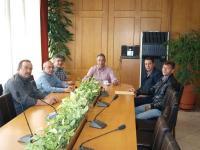 H Ομοσπονδία Επαγγελματιών Ορεινού Οδικού Άξονα Τρίκαλα – Άρτα στον Χ. Μιχαλάκη