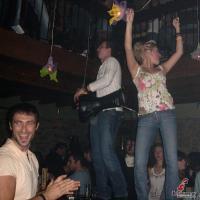 Bar club Dalluz στα Τρίκαλα Φθινόπωρο του 2005