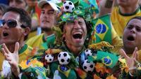 Στους ρυθμούς της βραζιλιάνικης σάμπας
