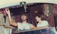 Σε ένα παλιό ροκ στέκι στα Τρίκαλα