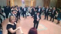 Κοσμοσυρροή στο χορό του συλλόγου Ηπειρωτών Νομού Τρικάλων στο Πύλης Μέγαρο