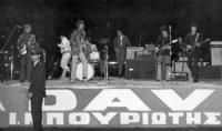 Tι έγινε στην επεισοδιακή συναυλία των Rolling Stones στην Αθήνα τον Απρίλιο του 1967