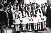 Εθνική εορτή στο Δημοτικό Σχολείο Πυργετού