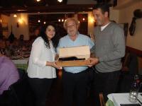 Παρουσίαση κρασιών Καρυπίδη από τον Σύλλογο Οινοφίλων Τρικάλων