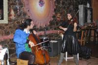 String Demons (Δαίμονες των Εχγόρδων) live @ Σουίτα Art Cafe Trikala (Photos & videos)