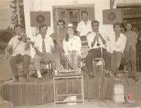 Φωτογραφίες από παλιές λαϊκοδημοτικές ορχήστρες στα Τρίκαλα - Αξέχαστοι οργανοπαίκτες και ερμηνευτές