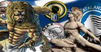 Αρχαία Ελλάδα και Ελληνική μυθολογία έχουν ασκήσει επιρροή σε ομάδες σε όλα τα πλάτη της Γης