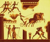 Τα αθλήματα του «εύ αγωνίζεσθαι» στους Ολυμπιακούς Αγώνες