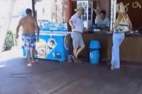 Tο βίντεο με τους Tρικαλινούς εφοριακούς και τον καντινιέρη
