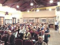 Χρήσιμη και με μεγάλη συμμετοχή η ημερίδα για τη Ρόζα Ιμβριώτη στα Τρίκαλα