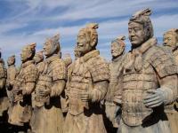 Mέγας Αλέξανδρος και Κινέζικος πολιτισμός