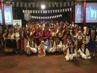 12ο Φεστιβάλ Θεσσαλών Ευρώπης στο Μπήλεφελντ