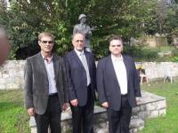 Η ΝΟΔΕ στα «Τσαβαλιάρεια» της Πιαλείας τίμησε τον πρώτο πεσόντα του Ελληνικού Έπους