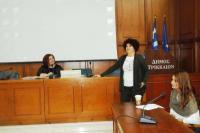 Εκπαιδευτικοί από 5 χώρες (Ισπανία, Ιταλία, Πορτογαλία, Τουρκία, Ουγγαρία) στα Τρίκαλα