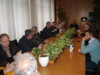 Σύσκεψη του Συντονιστικού Οργάνου Πολιτικής Προστασίας (Σ.Ο.Π.Π.)