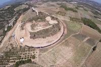 Γεωφυσική διασκόπηση έδειξε «στόχους» δυτικά της ανασκαφής