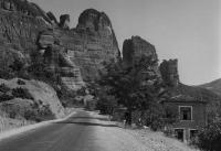 Φωτογραφίες από τα εντυπωσιακά Μετέωρα 1950-1970!