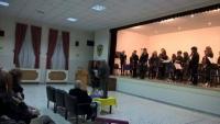 Mια υπέροχη συναυλία στην Αίθουσα Εκδηλώσεων της ΣΜΥ